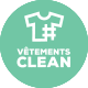 logo vetements clean blanc blanc 80x80